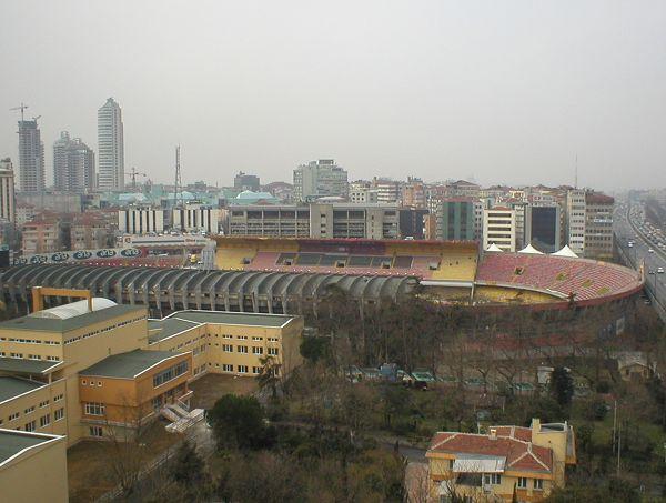 Ali Sami Yen Stadyumu, İstanbul