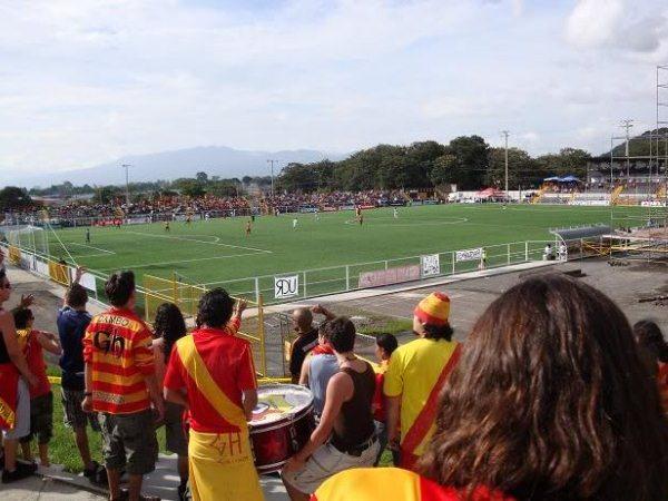 Estadio Jorge Hernán Cuty Monge, San José