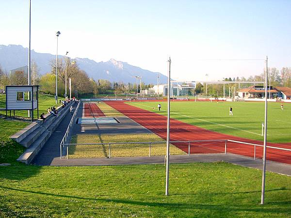 Sportplatz Rheinwiese, Schaan