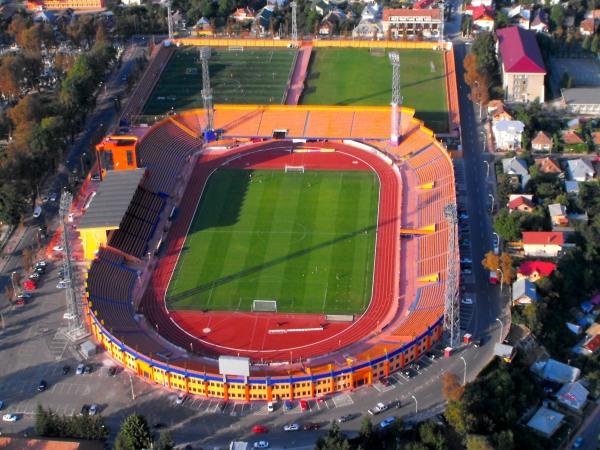 Stadionul Municipal Ceahlăul, Piatra Neamţ