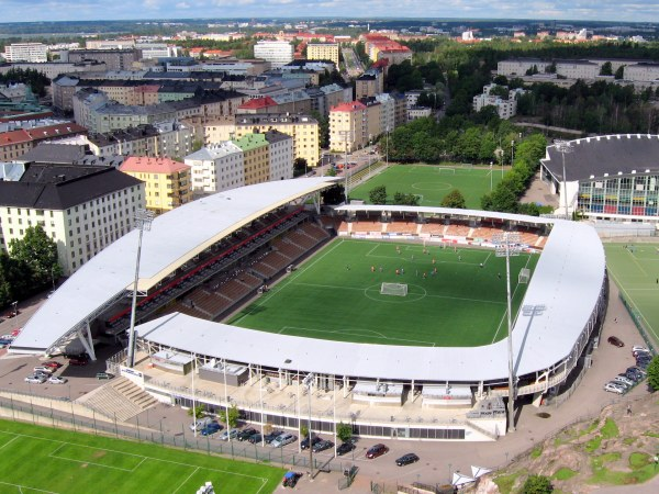 Telia 5G -areena, Helsinki