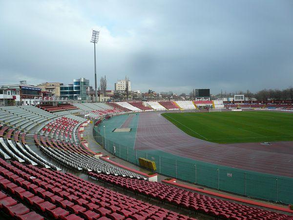Stadionul Ştefan cel Mare, Bucureşti