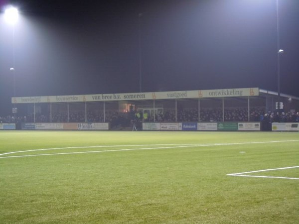 Sportpark De Potacker, Someren