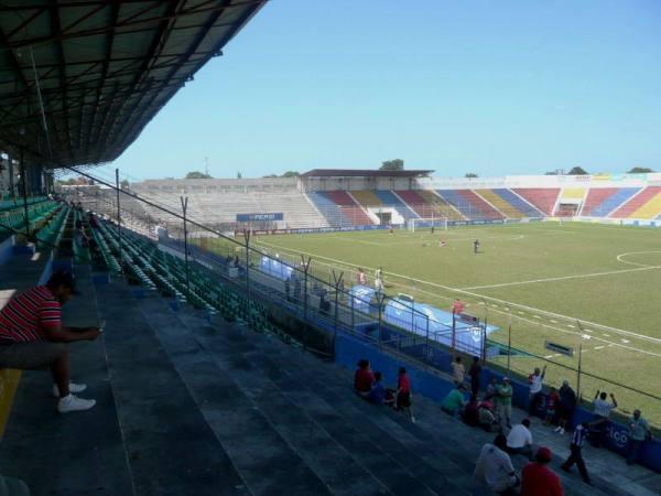 Estadio Municipal Ceibeño Nilmo Edwards, La Ceiba