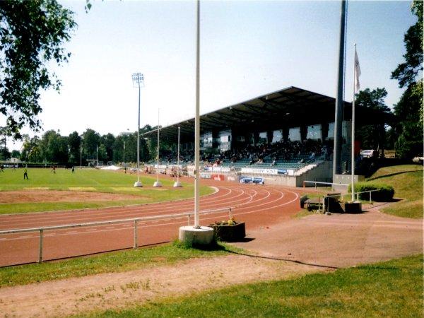 Wiklöf Holding Arena, Maarianhamina (Mariehamn), Ahvenanmaa (Åland)