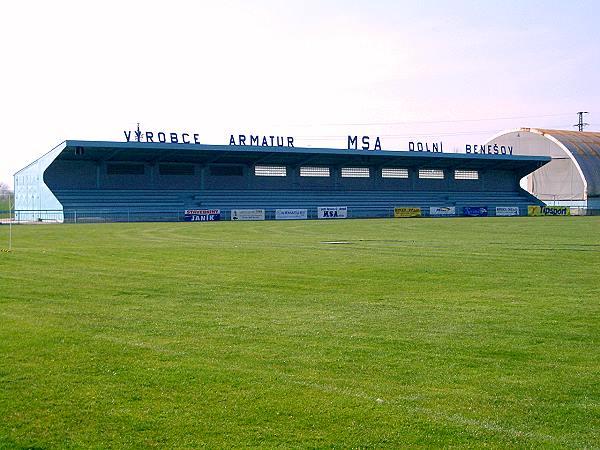 Stadion FC MSA Dolní Benešov, Dolní Benešov
