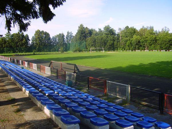 Stadion Huragan, Morąg