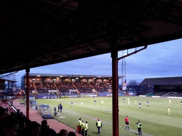 Kilmac Stadium at Dens Park, Dundee
