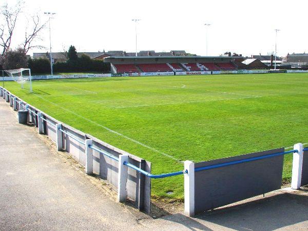 The County Ground (Lancashire FA HQ), Leyland, Lancashire