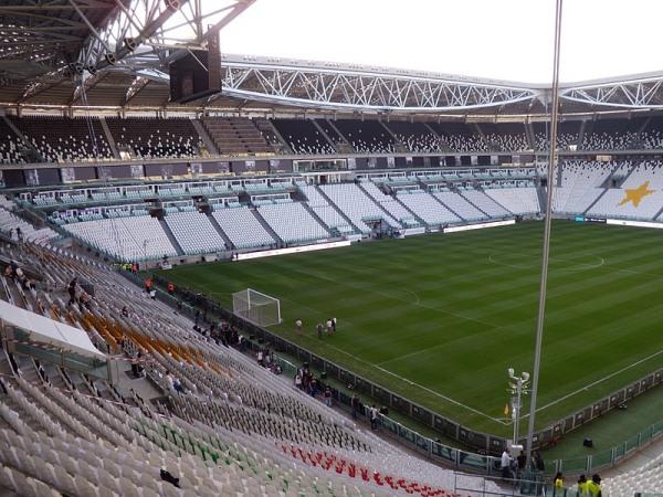 Allianz Stadium, Torino