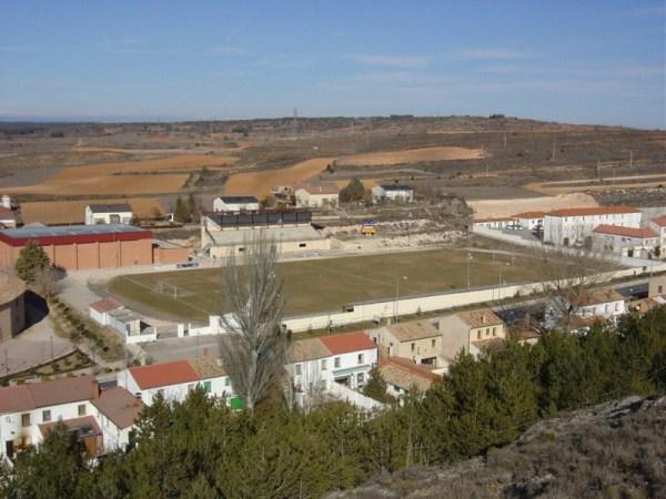 Estadio Municipal de El Burgo de Osma, El Burgo de Osma