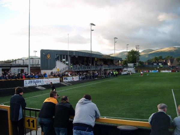 Indodrill Stadium, Alloa