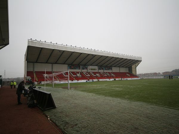 Broadwood Stadium, Cumbernauld