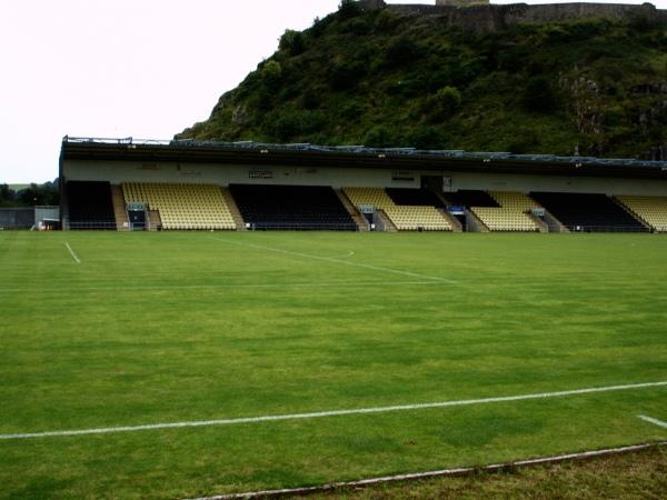 The C&G Systems Stadium, Dumbarton