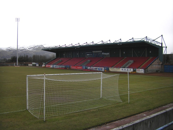Forthbank Stadium, Stirling