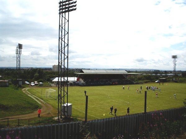 Exsel Group Stadium, Coatbridge