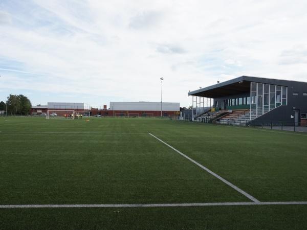 Gemeentelijk Sportstadion, Zulte