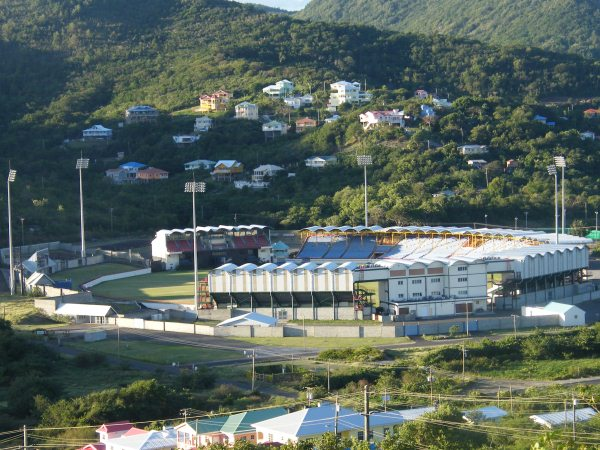 Darren Sammy Cricket Ground, Gros Islet