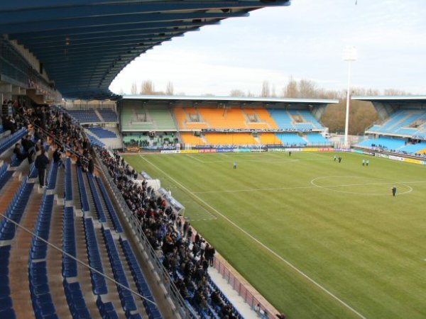 Stade de l'Aube, Troyes