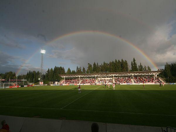 Kymenlaakson Sähkö Stadion, Myllykoski