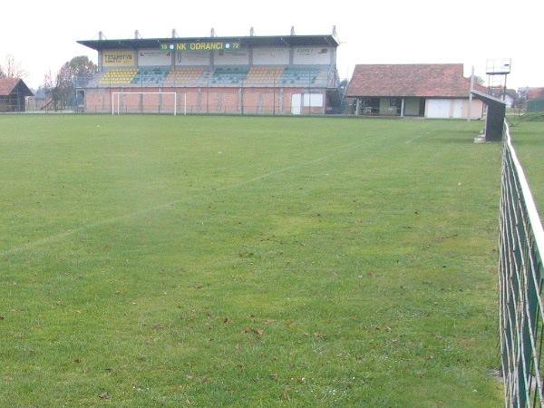 Športni park, Odranci