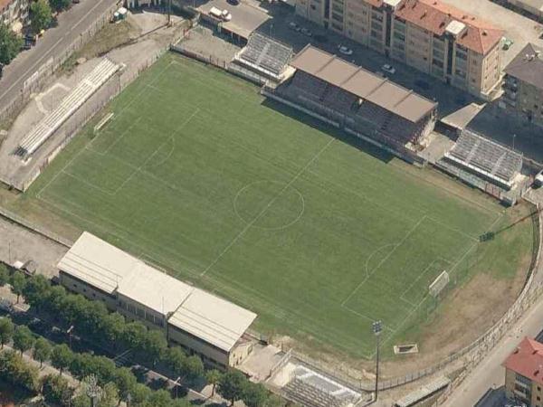 Stadio Fratelli Paschiero, Cuneo
