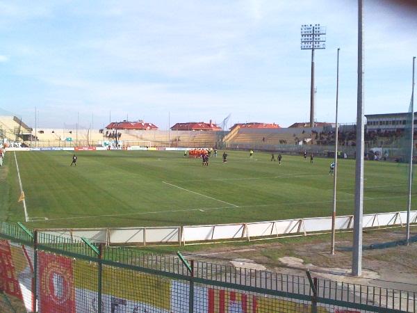 Stadio Nicola Ceravolo, Catanzaro