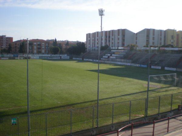 Stadio Raffaele Mancini, Fano