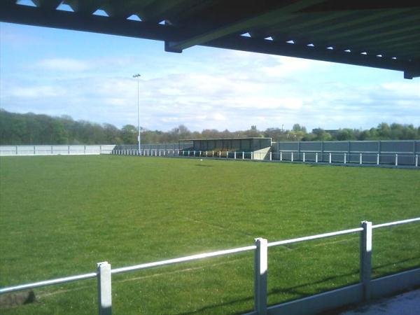 Millbank Linnets Stadium, Runcorn, Cheshire