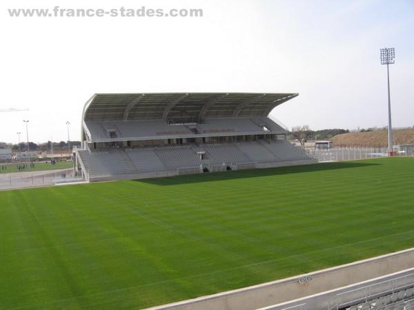 Stade Parsemain, Fos-sur-Mer