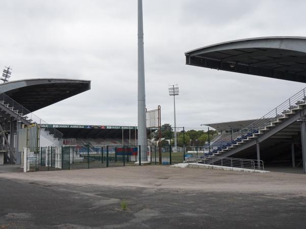 Stade Gaston Petit, Châteauroux