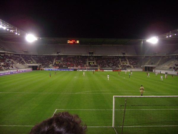 Stade Louis-Dugauguez, Sedan