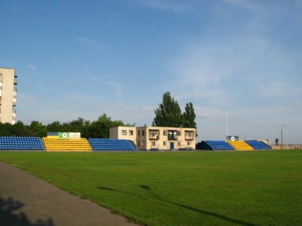 Stadion Enerhiya, Berdyans'k
