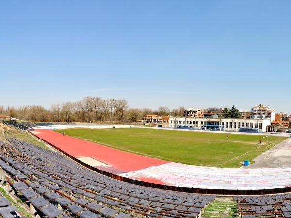 Stadion Tundzha, Yambol