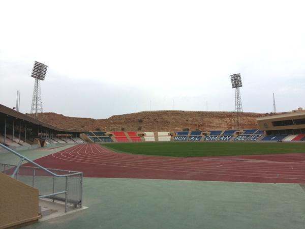 Royal Oman Police Stadium, Masqaṭ (Muscat)