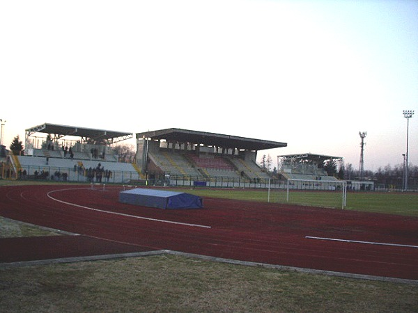 Stadio Città di Meda, Meda
