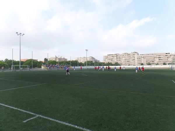 Campo de Fútbol José Gallardo, Málaga