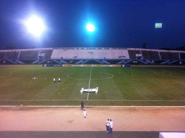 Estadio Olímpico Carlos Iturralde Rivero, Mérida