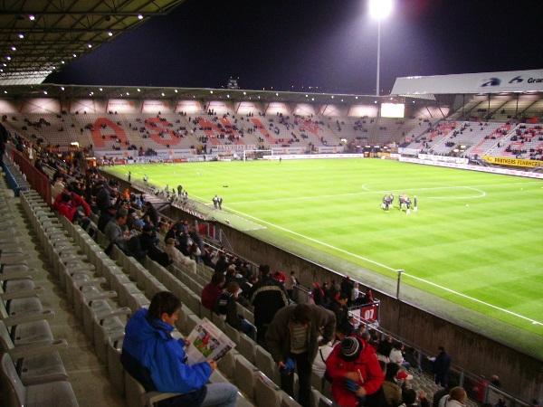 Stade Marcel-Picot, Tomblaine