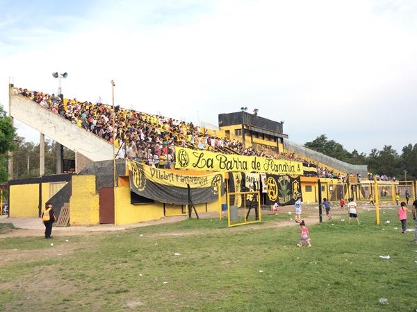 Estadio Carlos V, Luján, Provincia de Buenos Aires