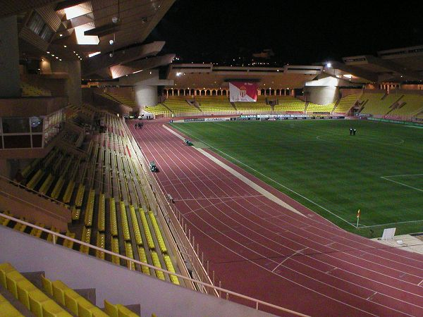 Stade Louis II, Monaco