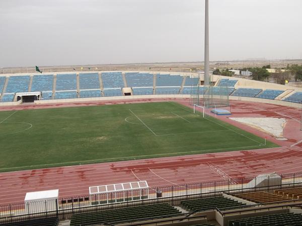 Prince Abdullah bin Jalawi Sports City Stadium, Al-Hasa