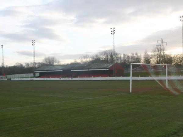 Aspray Arena, Willenhall, West Midlands