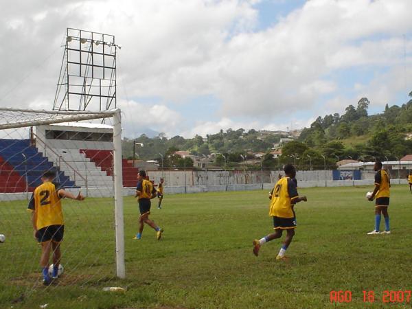 Estadio Sergio Antonio Reyes, Santa Rosa de Copán