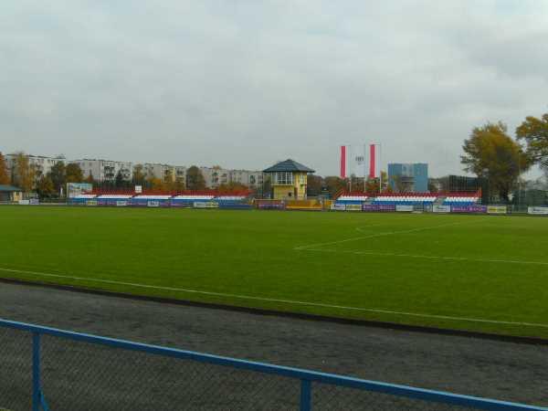 Stadion 700-lecia Środy Wielkopolskiej, Środa Wielkopolska
