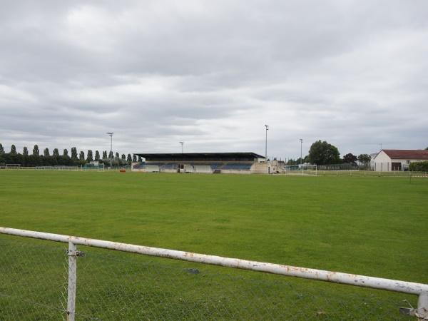 Stade Claude Jamet, Châteauroux