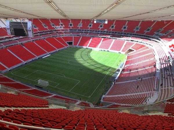 Estádio Nacional de Brasília, Brasília, Distrito Federal