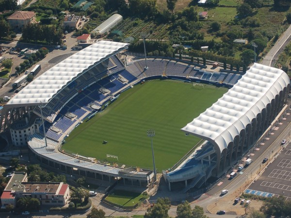 Stade Armand-Césari, Furiani
