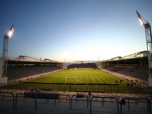 Stade des Costières, Nîmes