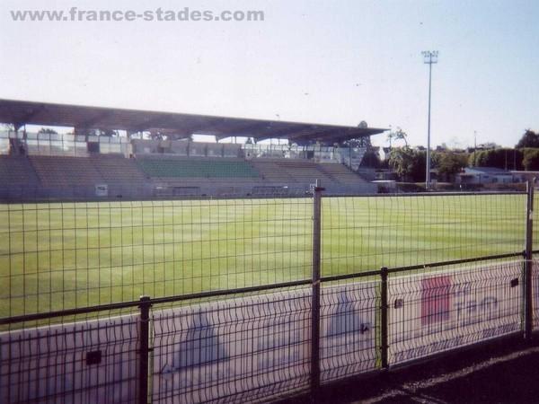 Stade de la Rabine, Vannes